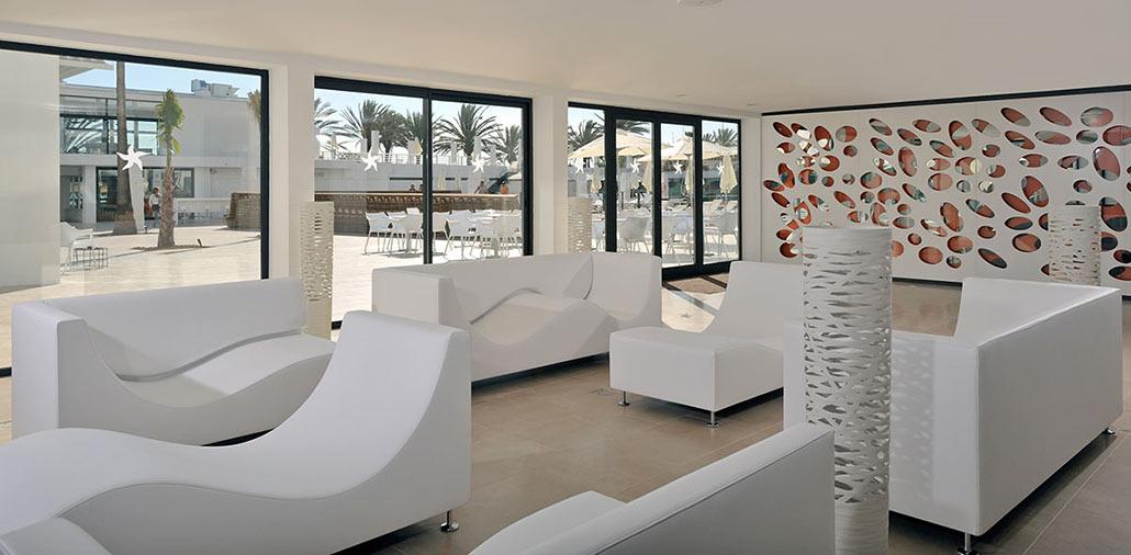 Hotel Iberostar Cupido: Rezeption und Foyer