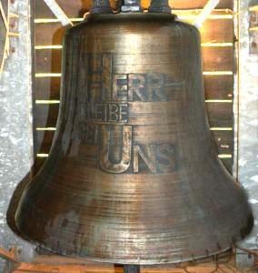 Glocke der Gießerei Bachert, 1995