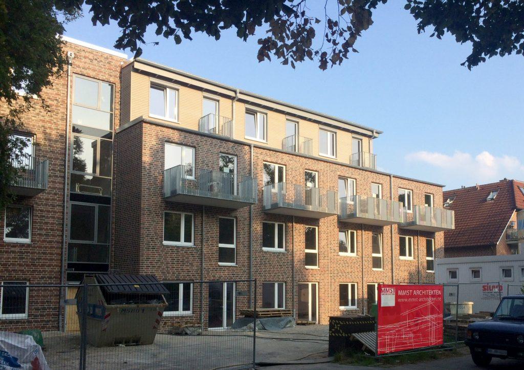 27 Mietwohnungen in Hamburg-Stellingen