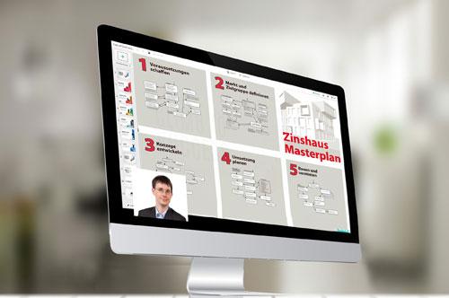 Zinshaus Masterplan Webinar