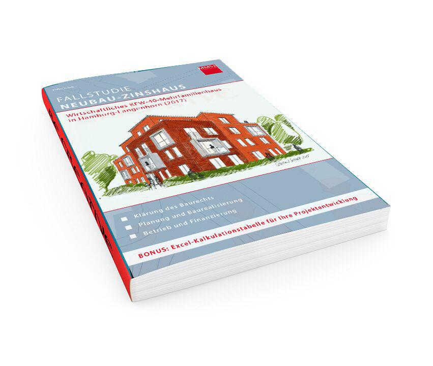 eBook 'Mehrfamilienhaus bauen'