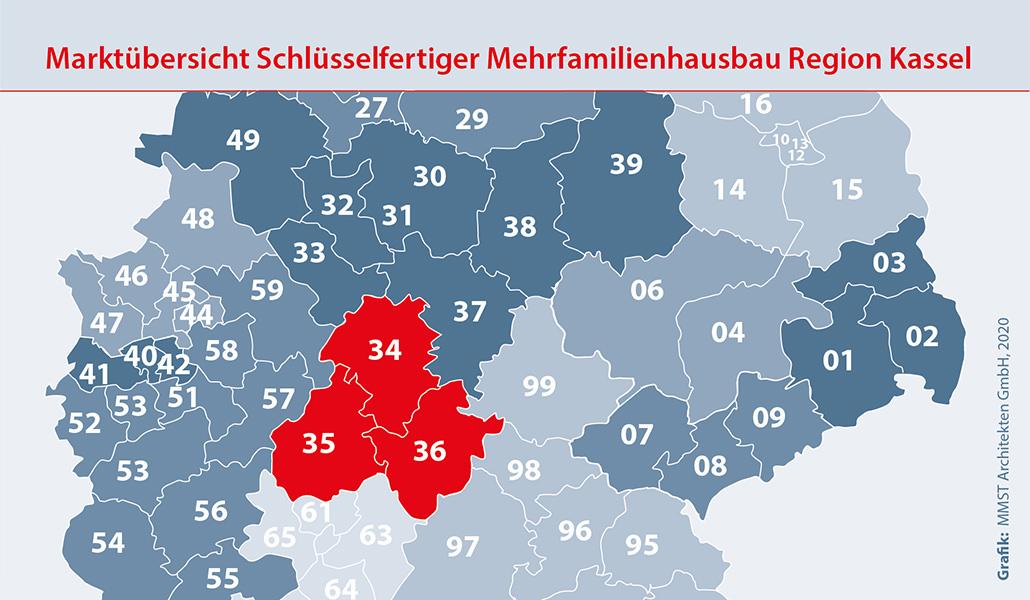 Bauunternehmen Region Kassel Mehrfamilienhaus