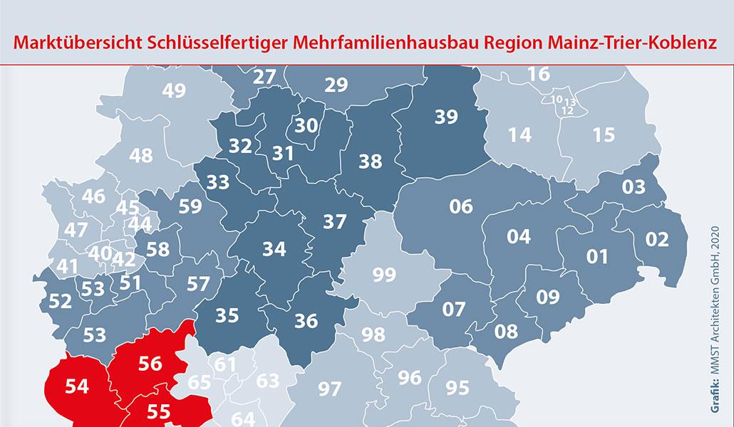 Bauunternehmen Region Mainz Treier Koblenz Mehrfamilienhaus