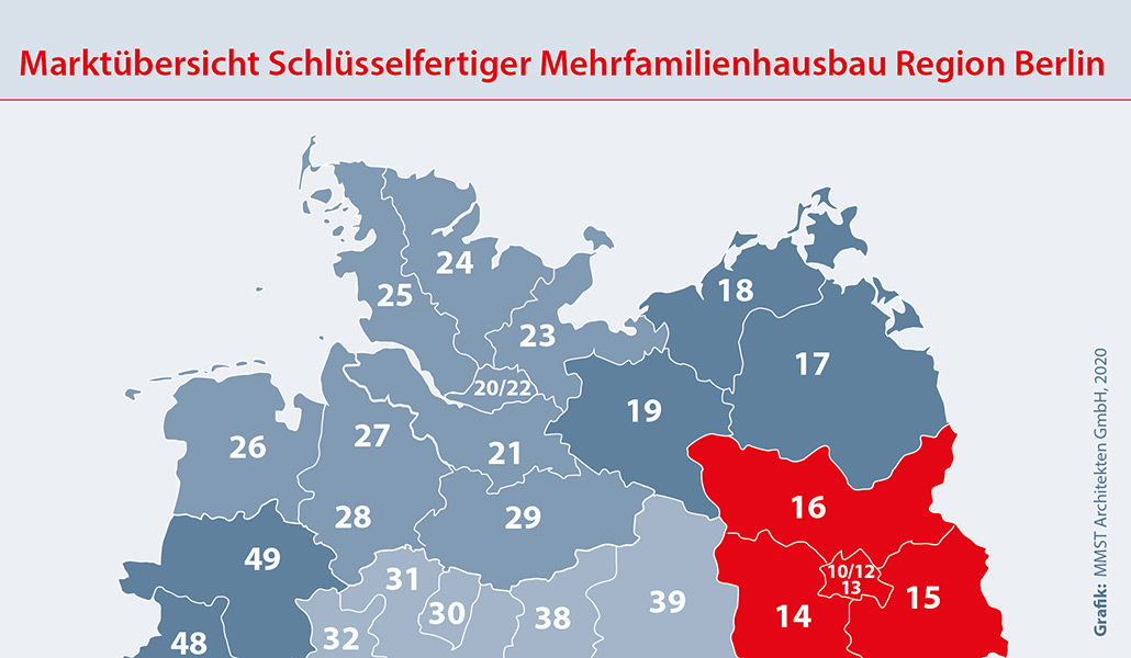 Bauunternehmen Region Hannover Mehrfamilienhaus