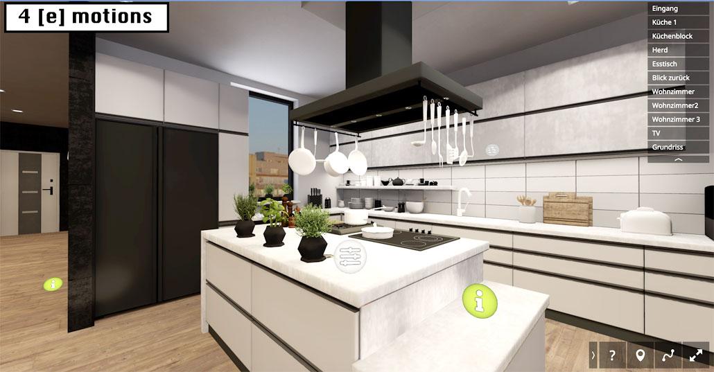 Neubau Wohnung Verkauf Kochinsel